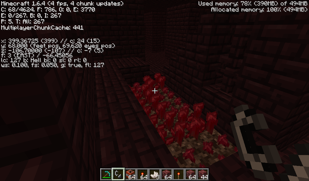how to grow nether wart faster