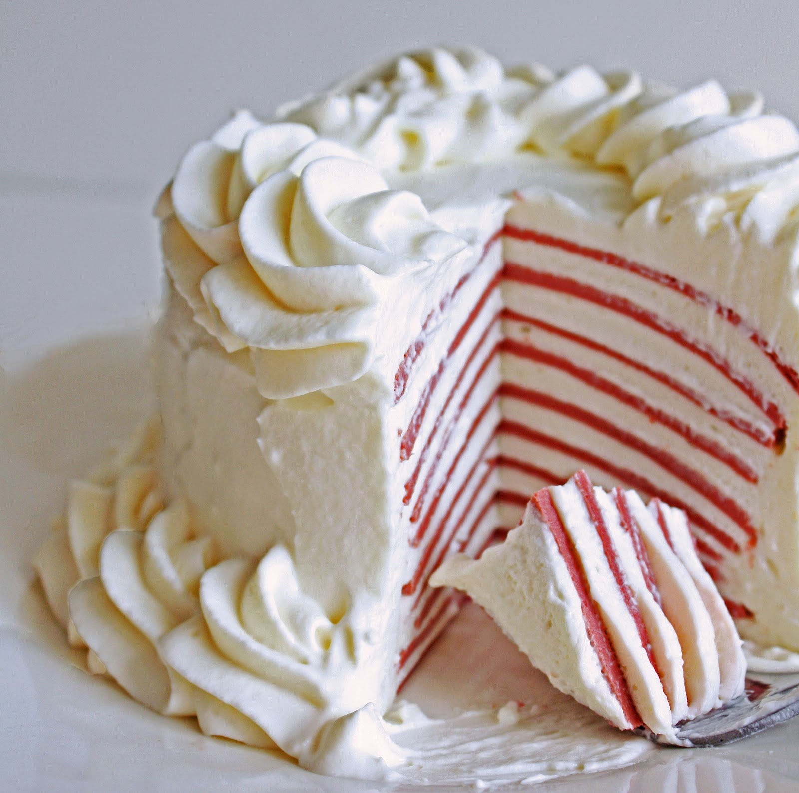 low carb red velvet crepe cake i breathe i 39 m hungry On low cake