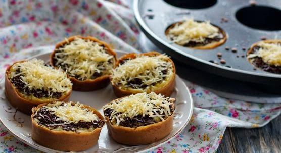 Resep Martabak Manis Mini, Makanan Kecil Super Lezat