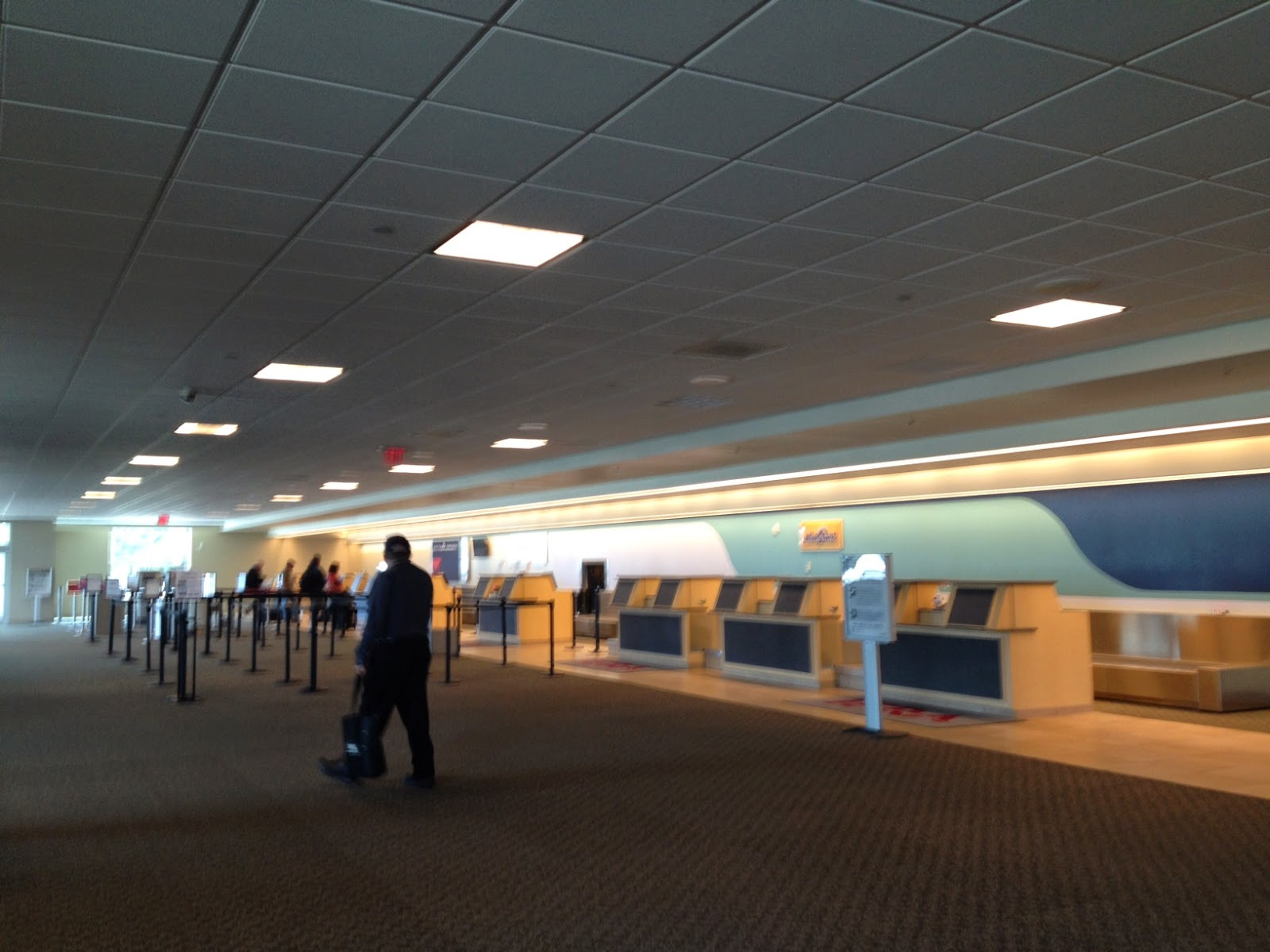 Idaho Falls Regional Airport terminal remodeling finished
