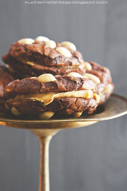 brownie, przepis, przepisy, ciastka brownie, ciasteczka, brownie cookies