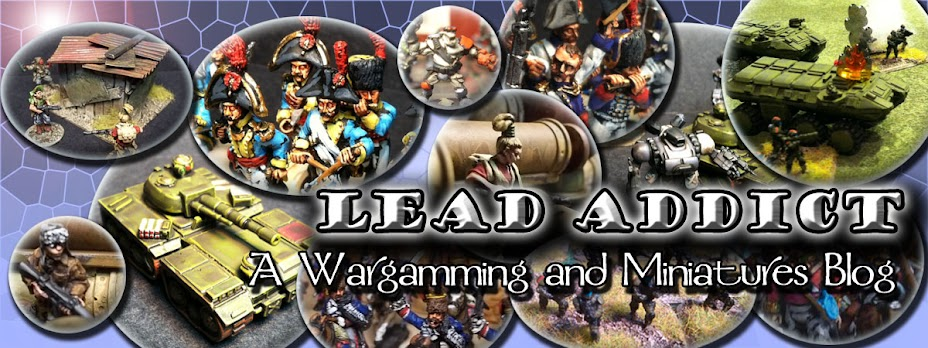Lead Addict