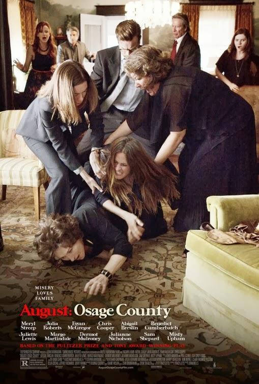 Blízko od sebe - August: Osage County
