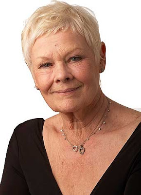 Judi Dench Short Hair