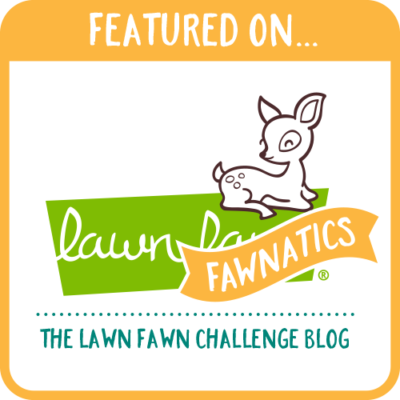 Lawn fawn challenge blog