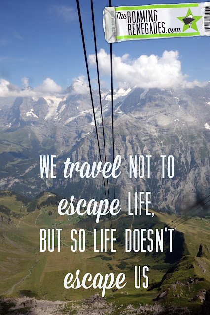 """""""We travel no to escape life, but so that life doesn't escape us. """"How old would you be if you didn't know how old you are?"""" """"I prefer dangerous freedom to peaceful slavery."""" """"Time is free, but it is priceless. You can't own it, but you can use it. You can't keep it, but you can spend it. Once you've lost it you can never get it back."""" """"Life begins at the end of your comfort zone."""" """"Never get so busy making a living that you forget to make a life."""" """"Not all those who wander are lost."""" """"Travel is rebellion in its purest form."""" """"A free man is someone who follows his dreams and turns them into reality."""" """"The world is a book, and those who do not travel only read one page."""" """"To live is the rarest thing in the world. Most people exist, that is all."""" """"In the end, it's not the years in your life that count. But the life in your years"""". """"Life is not a problem to be solved, but a reality to be experienced"""" """"I'd rather look back at my life and say 'I can't believe I did that' than say 'I wish I did that'"""" """"Some birds aren't meant to be caged. Their feathers are just too bright"""". Quotes, inspirational, motivational, travel, life, work, time, make the most of your life, travelling, traveling, Tokyo, New York, Switzerland, Lake District, Landscapes, Lucerne, Schilthorn, Alps, Paragliding, Interlaken, Crib Goch, Striding Edge, Wicklow, Ireland, Japan, Giant's Causeway, Northern Ireland, Pilatus, London, Breinz, Lake, Esk, Canyoning,"""