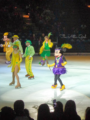 Disney on Ice, Mickey, Minnie, Feld Entertainment