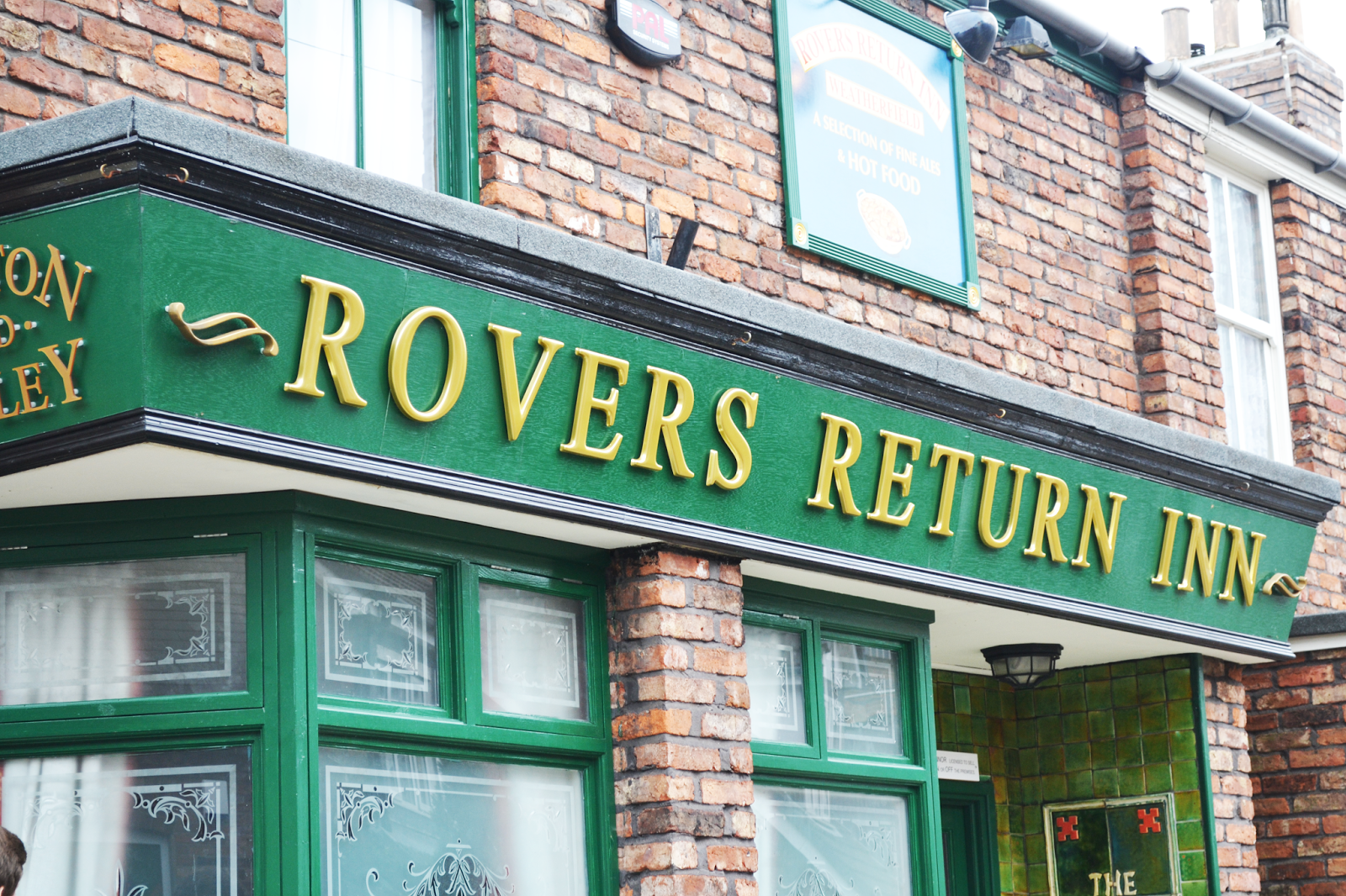 Rovers Return Coronation Street location