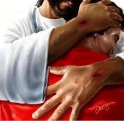 Deixe Jesus te abraçar!!
