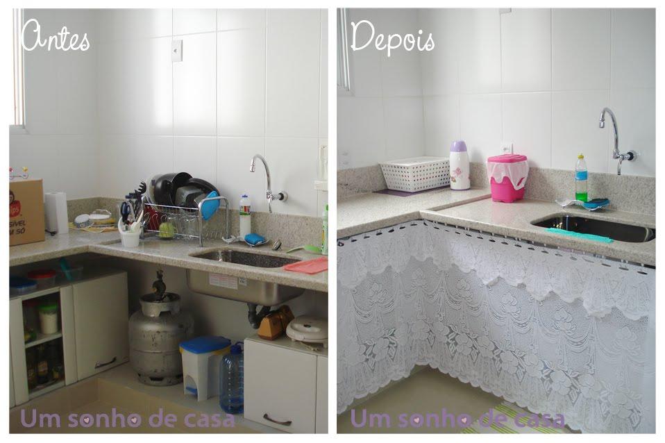 Amado Um sonho de casa :.: Cozinha de cara nova VH12