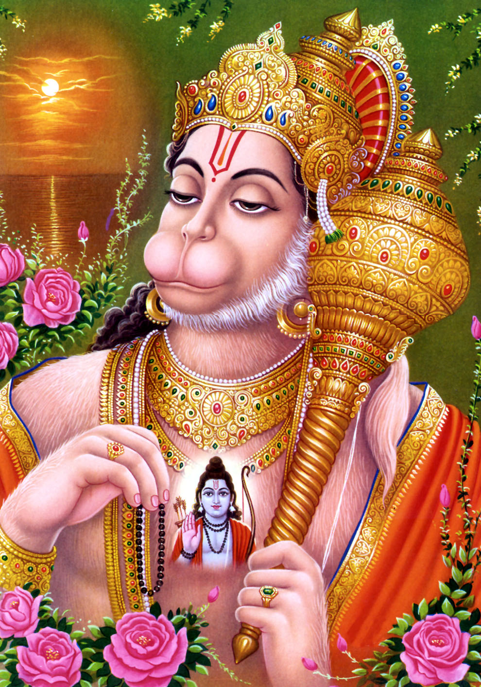God Hanuman Ji god pictures wallpappe...