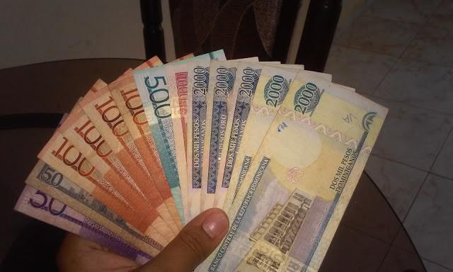 Dinero en casa