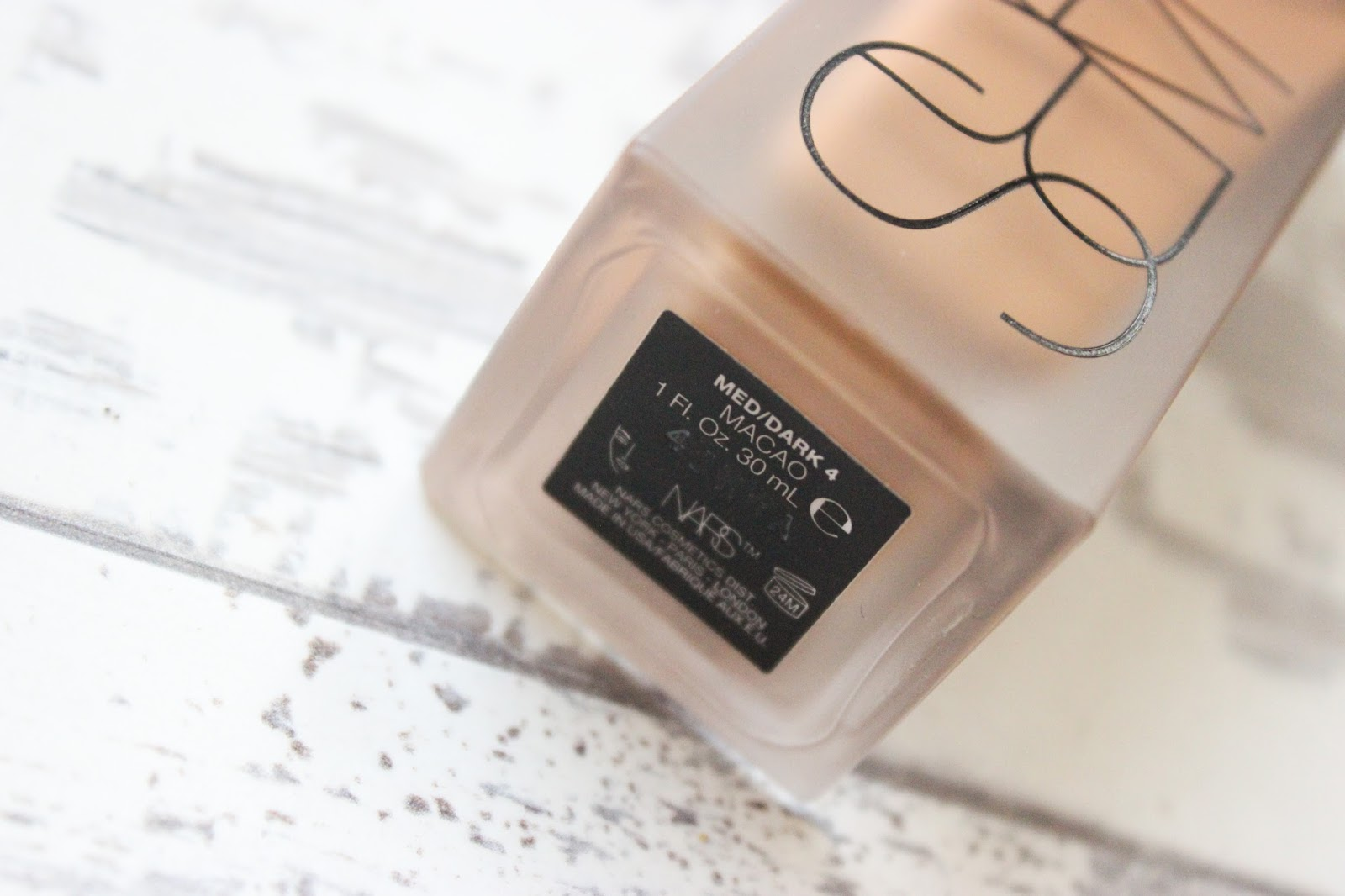 ALL DAY LUMINOUS FOUNDATION MACAO REVIEW SWATCHES