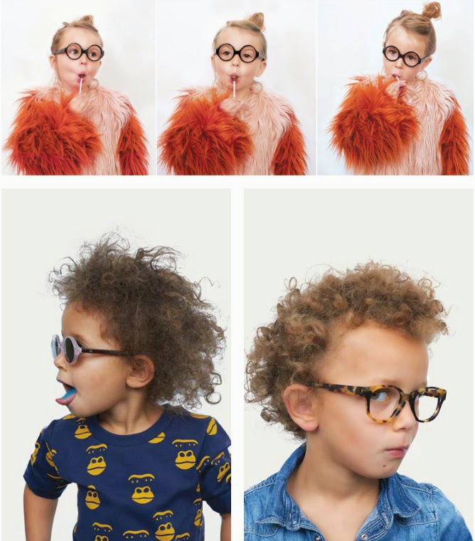 Kids glasses by Very French Gangsters - Autumn-Winter 2014/15