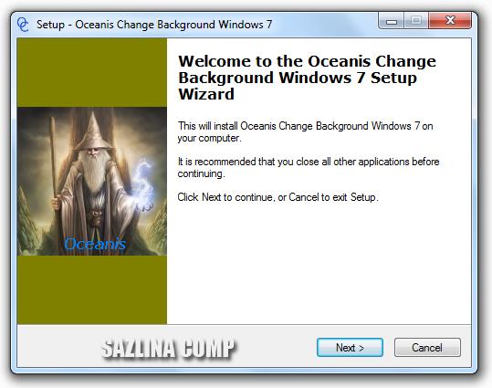 Cara Pasang Wallpaper Dengan Desktop Background Windows 7 Starter