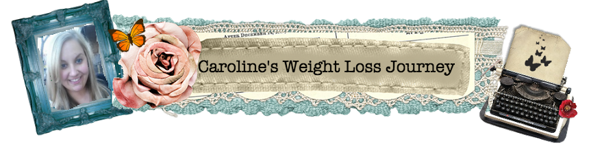 Caroline's Weight Loss Journey