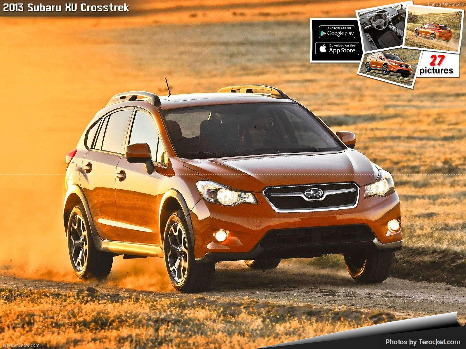 Hình ảnh xe ô tô Subaru XV Crosstrek 2013 & nội ngoại thất