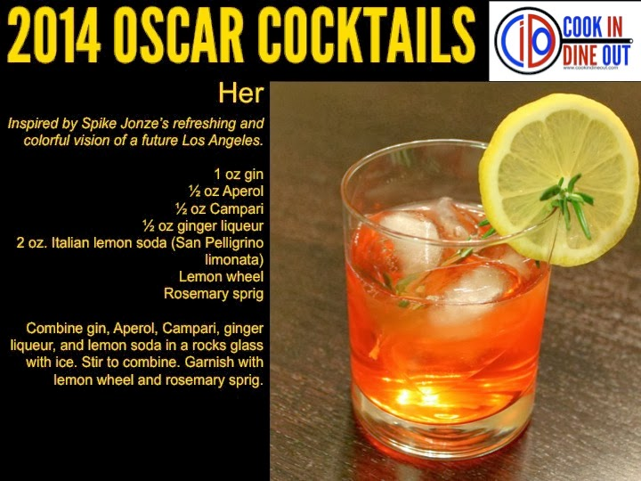 Oscar Cocktails Her