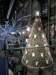 Eaton Centre karácsony, Toronto