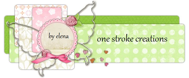 one stroke by elena