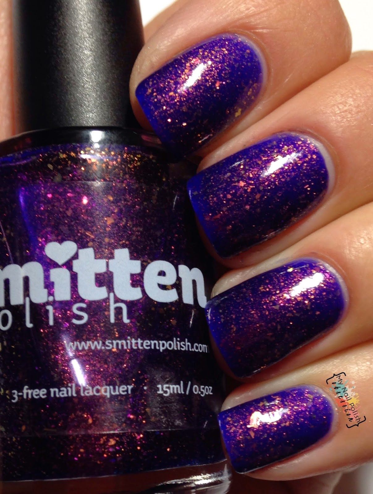 Smitten Polish Figgy Pudding