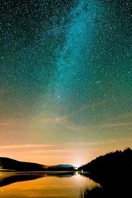 photograph milky way galaxy
