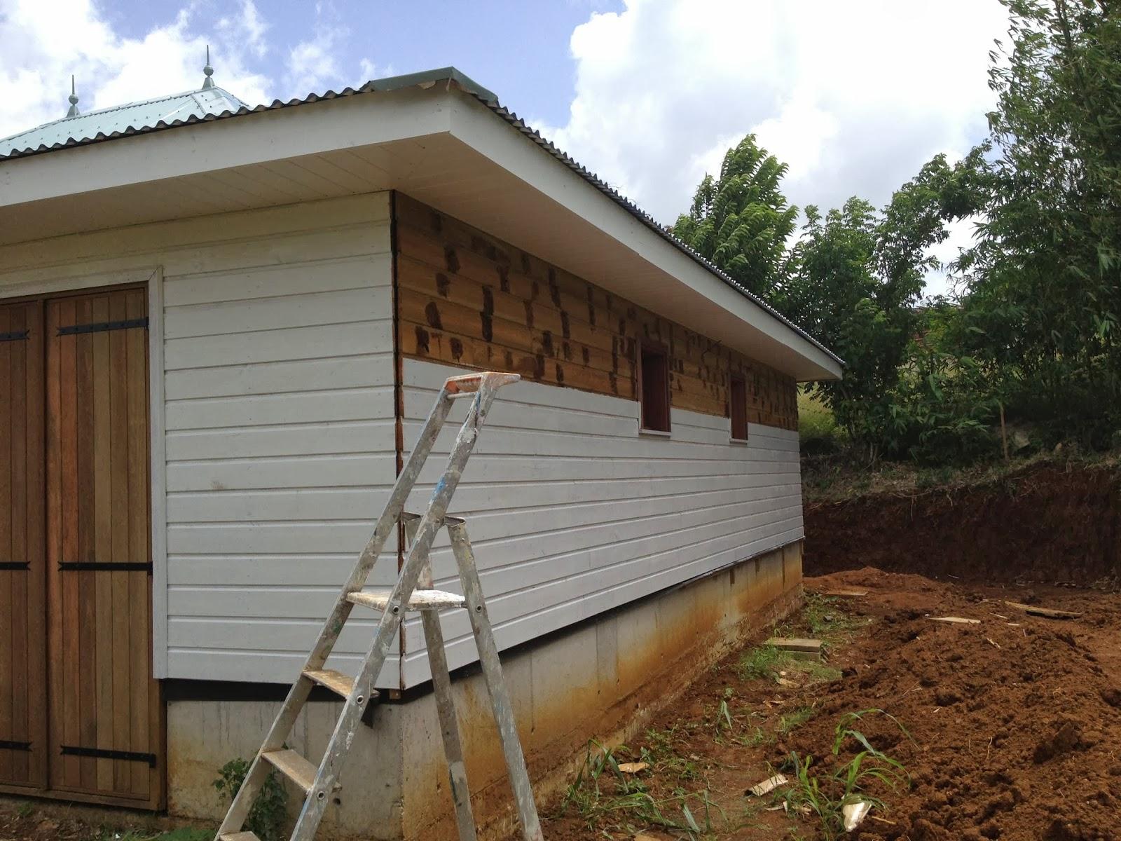 Maison En Bois Martinique - Peinture extérieure Construire Maison Créole en Martinique