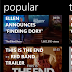 new myTube For Windows Phone 8, phone apps