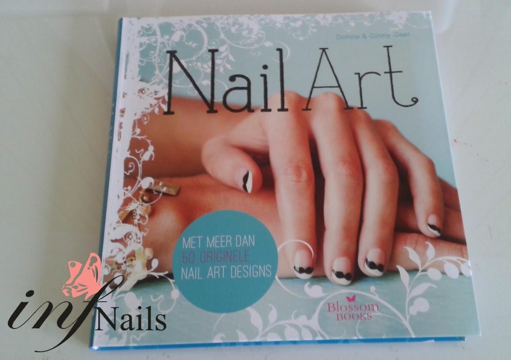 Infnails Nail Art Boek Van Donne En Ginny Geer