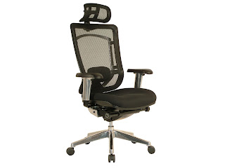 Office Furniture Warehouse Justice Chair - Executive Model