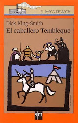 EL CABALLERO TEMBLEQUE ---DICK KING-SMITH