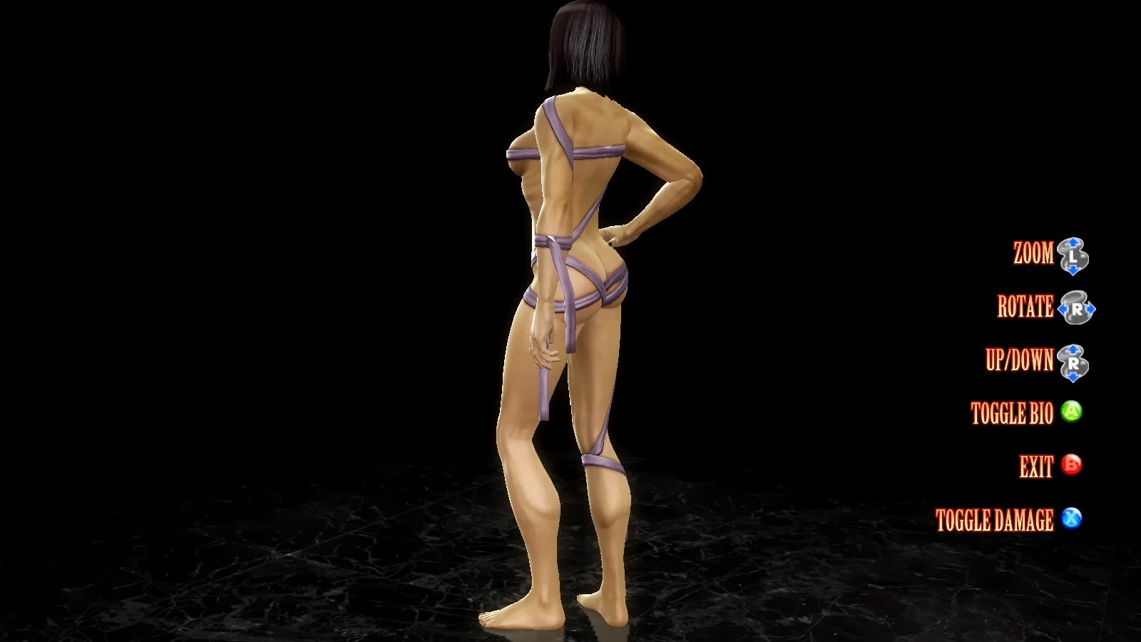 Hottest digital 3d warrior girls nude erotica photo