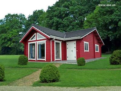 Casa barata europea