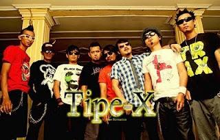 Lirik (.lrc) TTPOD Lagu Tipe-X