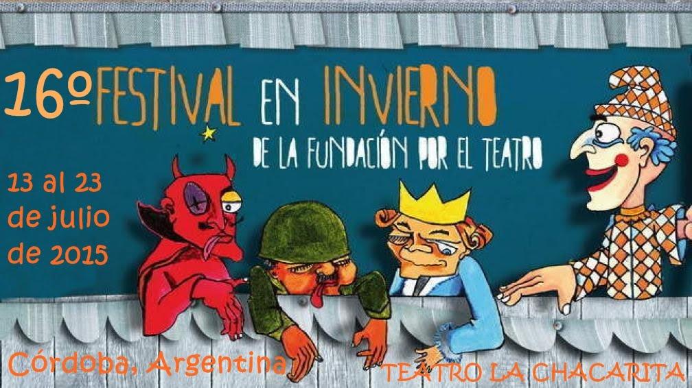 XVI Festival de Invierno Para Niñ@s de la Fundación por el Teatro