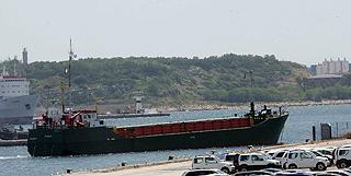kapal GAMBAR KAPAL MV FINCH(MALAYSIA) DISERANG ISRAEL|KESEMUA PENUMPANG SELAMAT