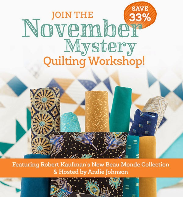 Join My CRAFTSY Workshop!