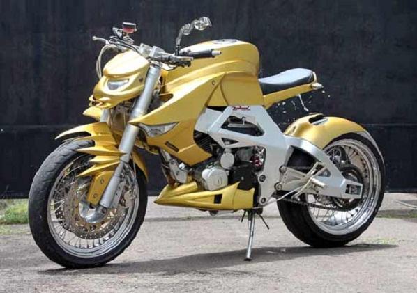 1000 Modifikasi Motor Tiger Terkeren.html | Autos Weblog