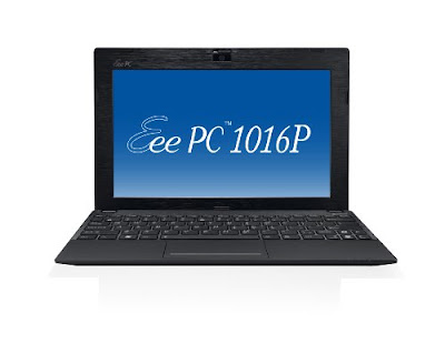 Asus Eee PC 1016P Netbook Review