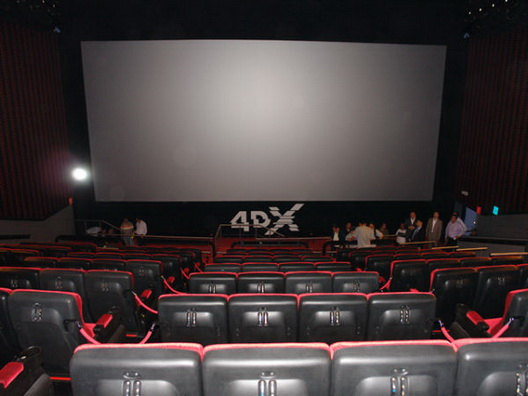 Teknologi canggih sinema 4dx hadir di blitzmegaplex