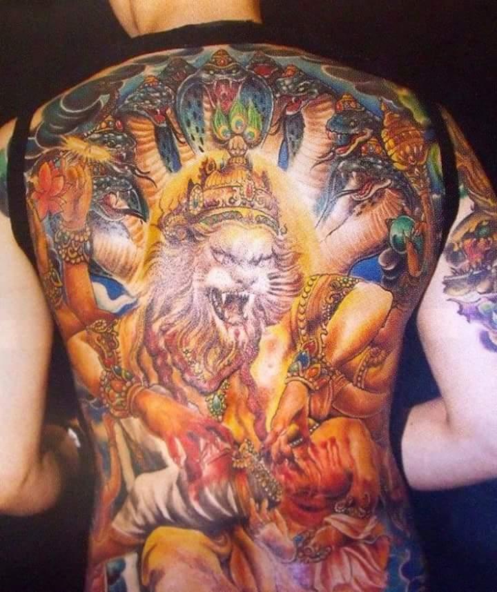Friends Of Krishna Are Tattoos Devotional Or Not By Krishna