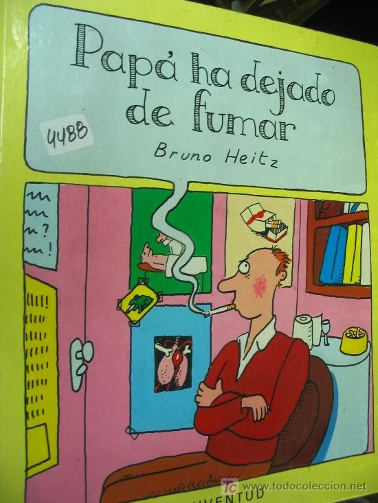 El libro en el Internet como a dejar fumar