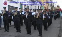 Agrupación Musical  de Proteccion Civil de Almendralejo