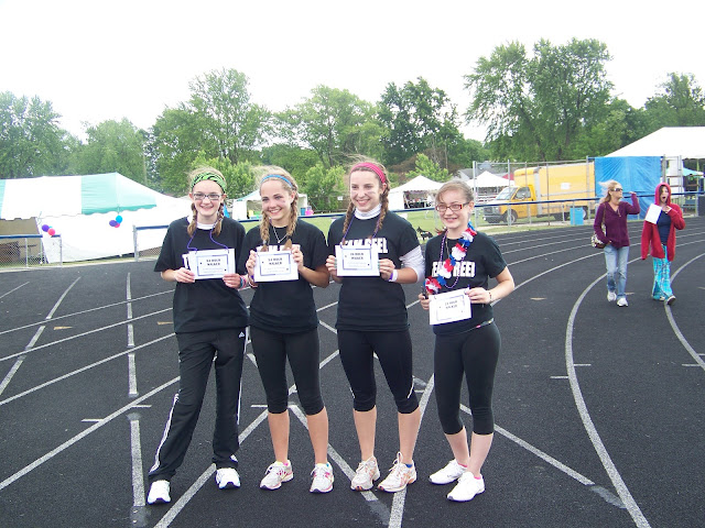 Team Reel, Relay for Life