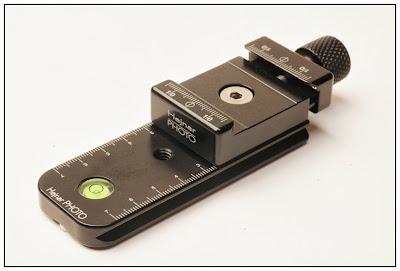 "Hejnar PHOTO E030-40 4"" Nodal w/ F61B clamp longitudinally"