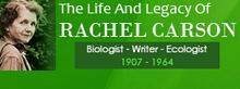 Biografía Rachel Carson