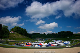 Muller Acura on Race Car Round 5 At Salzburgring In Austria   Honda And Acura Fans