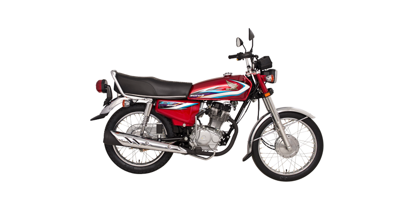 Honda CG 125 New Model 2015 Price In Pakistan with All Colors Photos