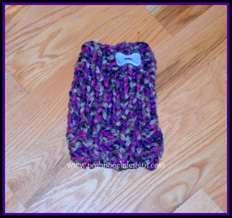Posh Pooch Designs Dog Clothes: Twilight Sparkle Dog Snood ...