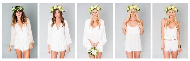 2016 wedding ideas totally tropical boho bridesmaid dresses for Tropical wedding bridesmaid dresses